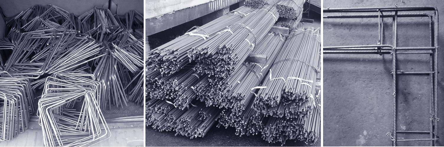 Kompletní výroba betonářské armatury